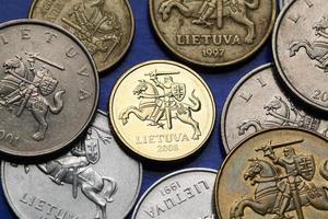 Münzen von Litauen