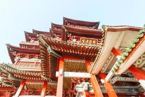 Tengwang-Pavillon, Nanchang, traditioneller, alter chinesischer Architekt