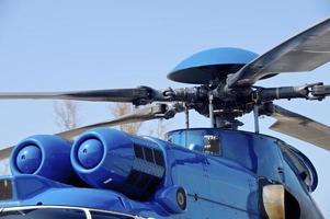 ec-225 Hubschrauber foto