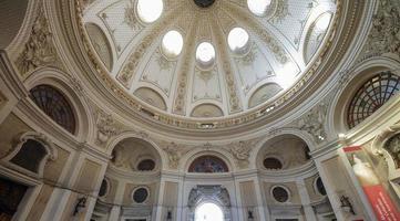 Innenraum der Kirchen in Wien, Österreich