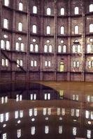 altes verlassenes Gebäude foto