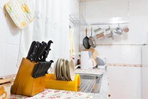Küchenausstattung foto