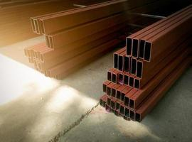 Stahlkastenträger foto