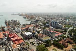 Colombo Hafen foto