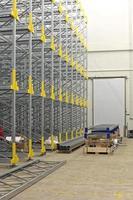 Distributionslager bauen