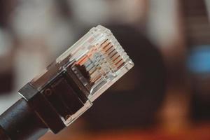 Ethernet Kabel foto