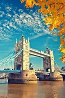 Tower Bridge in London foto