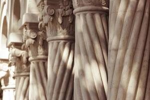 Säulen foto