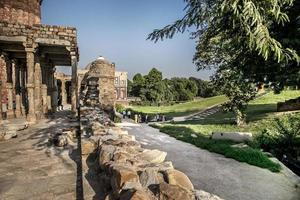 Qutub Minar foto