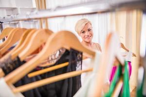 Kleiderschrank foto