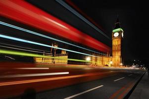 Zeit Wrap Big Ben London foto
