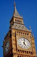 Big Ben Glockenturm London UK foto