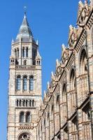 Naturkundemuseum London foto
