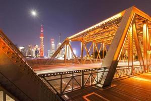 Waibaidu Brücke foto