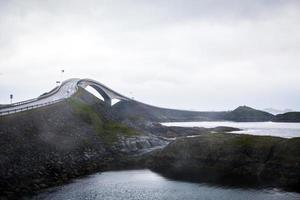 Norwegen Atlantikstraße foto