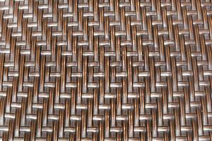 schöne Holzkorb Textur. foto