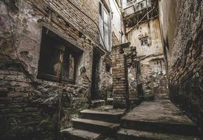 casa verlassenada foto