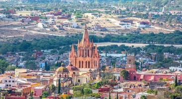 San Miguel Arcangel Kirche foto