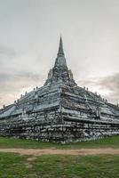 alte Buddha-Pagode foto