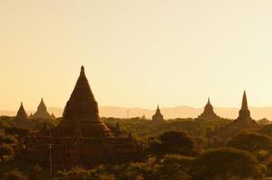 Pagoden in Bagan, Myanmar