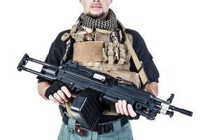 privater militärischer Auftragnehmer pmc foto