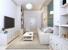 Gästezimmer im modernen Stil