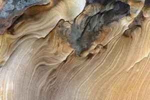 Textur aus Sandstein foto