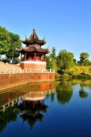 alte chinesische Architektur foto