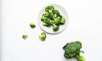 Brokkoli für die Gesundheit.