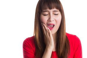 Zahnschmerzen foto