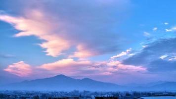 Kabul Himmel foto