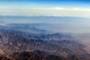 das Baba-Gebirge des Hindukusch foto