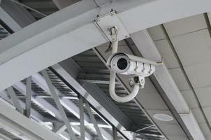 Überwachungskamera CCTV foto