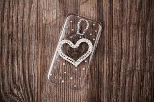 hintere Abdeckung für Smartphone foto