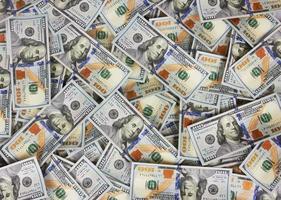 Hintergrund Dollar foto