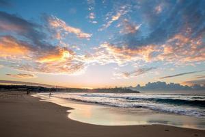 Bondi Sonnenaufgang foto