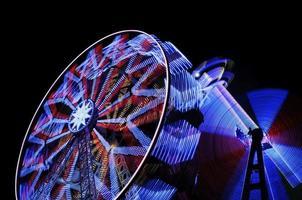 Luna Park in der Nacht