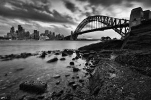 Sydney Milsons Sonnenuntergang 02 niedrig foto