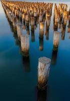 Prinzen Pier, Melbourne, Australien