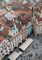 Blick auf Prag foto