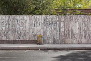 Straßenbürgersteig foto