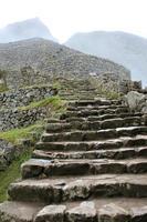 Machu Picchu Mauerwerk