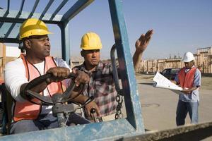 Baustellenarbeiten