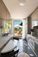 Innenhaus, Küche