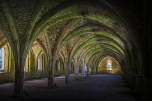 Brunnen Abtei Cellarium