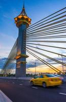 Nonthaburi 1 Brücke foto