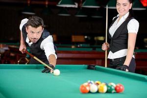 Snooker foto