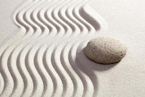 Zen-Fortschritt mit Beständigkeit