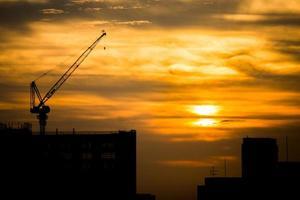 Stadt bauen foto