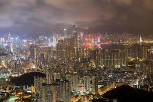 Hong Kong Gebäude